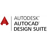 AUTODESK AutoCAD Design Suite Standard Commercial Subscription 1-Year - Software CAD / CAM Licensing